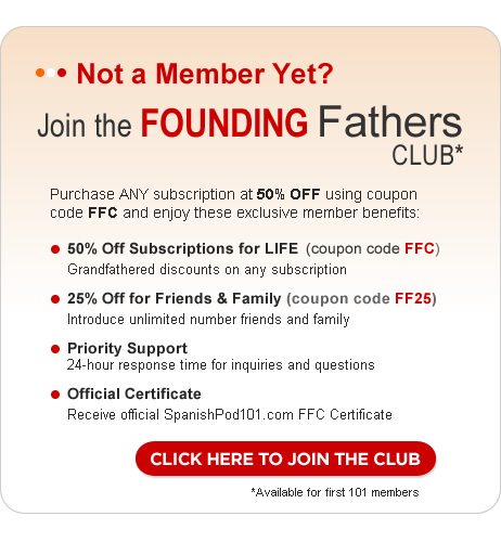 founding fathers club